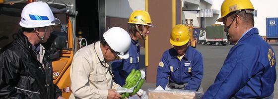 港湾设施、动植物检疫